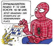 Comics Box Flyer